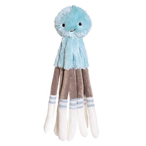 Manhattan Toy Luxe Twiggies Duncan 16.5' Octopus Stuffed Animal