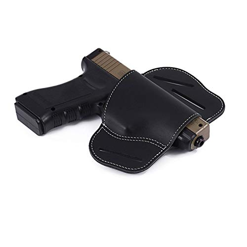 Cowhide Gun Holsters,Tactical Quick Draw Holster,Compatible...