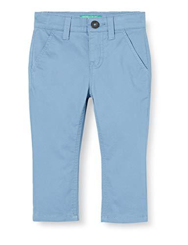 United Colors of Benetton Baby-Jungen Pantalone Hose, Blau (Blue Shadow 16p), 86/92 (Herstellergröße: 2y)