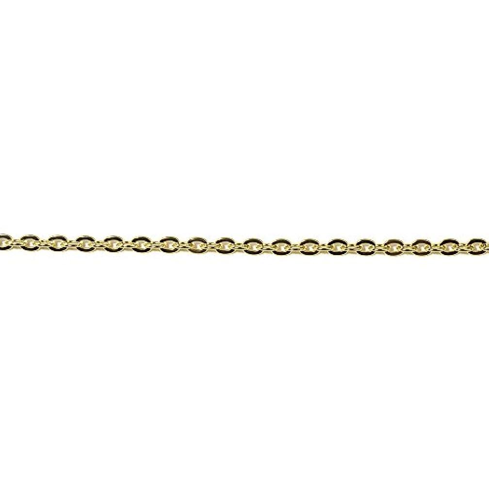 Rayher 4.8 mm Diameter Anchor Chain, Metal, Gold-Plated, 16.1 x 7.1 x 1.7 cm