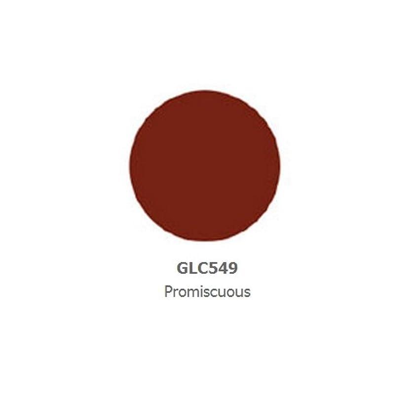 フライカイト唯物論フィット(3 Pack) LA GIRL Luxury Creme Lip Color - Promiscuous (並行輸入品)