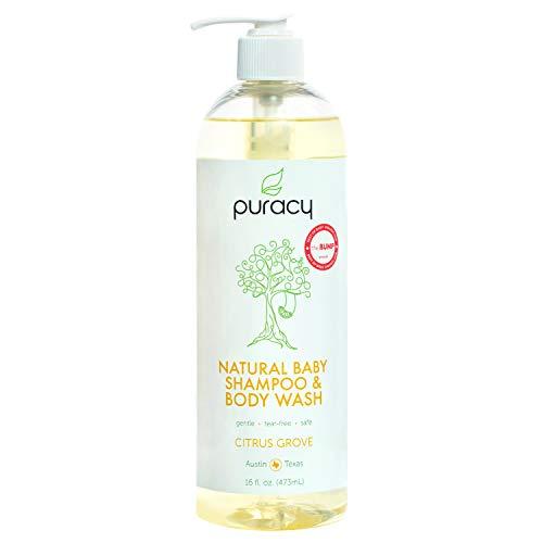 best baby shampoo 2017