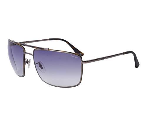 Police Origins 11 (SPL-965 0508) ruthenium - Gafas de sol, color negro, azul y gris