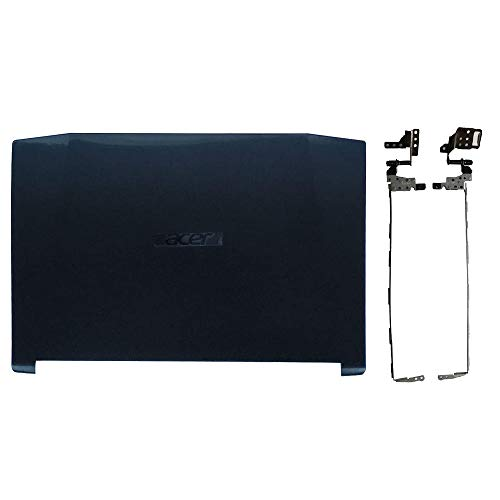 YUHUAI Laptop Replacement Lcd Top Back Cover Case and Screen Hinges For Acer Acer Nitro 5 an515-41 an515-42 an515-52 an515-53 an515-51 N17C1