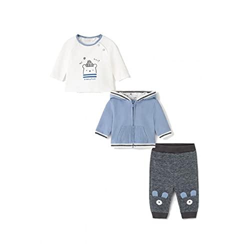 Mayoral Chandal de Felpa y Camiseta Bebe niño Modelo 2694