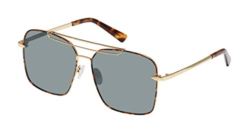 Bomer Collection - Macy (Shiny Gold/Brown Tort)