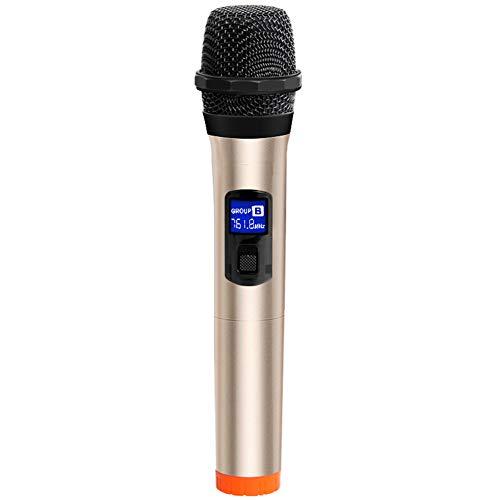 LIUGUANJIANG Kabelloses Mikrofon Computerfamilie KTV Konferenz-Netzwerk Audio-visuelle Sprache Outdoor Bühne Audio Karaoke-Mikrofon
