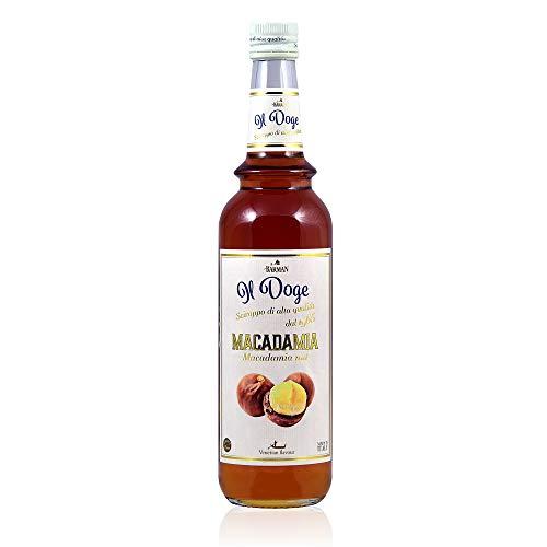 Il Doge Sirup Macadamia Nuss 0,7 Liter Barsirup Kaffeesirup