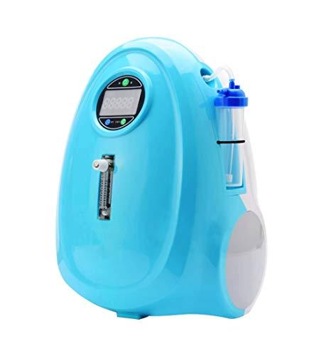 FeiGuo Oxígeno portátil oxígeno del coche del generador con aire pequeña batería...