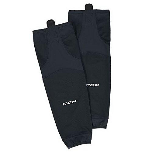 CCM SX6000 Mesh Stutzen - Senior, Farbe:schwarz, Größe:Senior