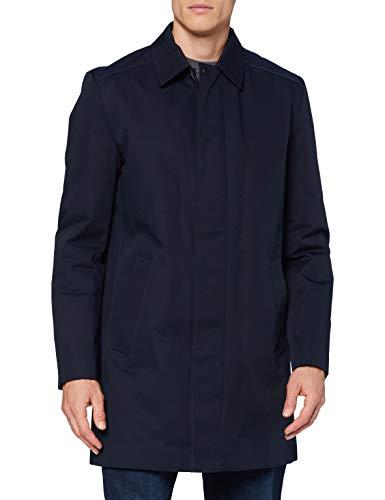 HUGO Marec2041 Cappotto, Blu Scuro (405), 46 Uomo