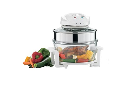 Turbo Convection Oven Portable Electric 17 Litre Roaster Fat Free Oven