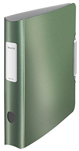 Preisvergleich Produktbild Leitz 11090053 Multifunktions-Ordner (A4,  Runder Rücken (6,5 cm Breite),  Gummibandverschluss,  Kunststoff