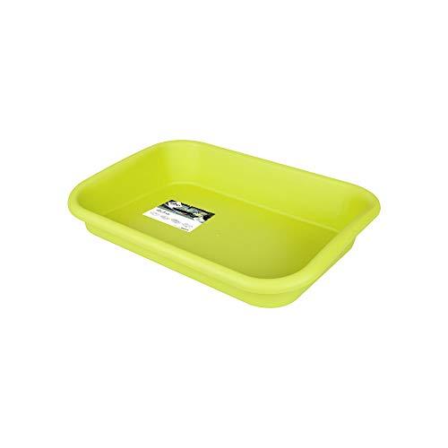 Elho Green Basics Anzucht Unterlage - Lime Grün - Drinnen & Draußen - L 59 x W 41.9 x H 11.1 cm