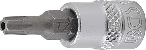 12,5/mm 1//2 T20 Douille /à embouts /à choc | profil T BGS 5486 pour Torx T70 9 pi/èces