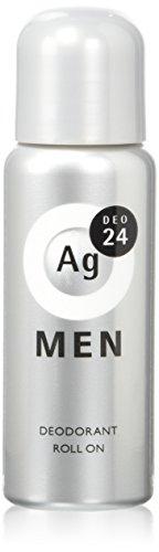 エージーデオ24 メンズデオドラントロールオン 無香性 60ml (医薬部外品)