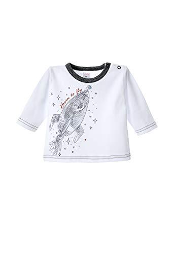 Sofija Atomek-Serie Baby-Outfit für Jungen, aus hochwertiger Baumwolle, erhältlich in 3 verschiedenen Größen für 0–18 Monate Gr. 50, Bluse
