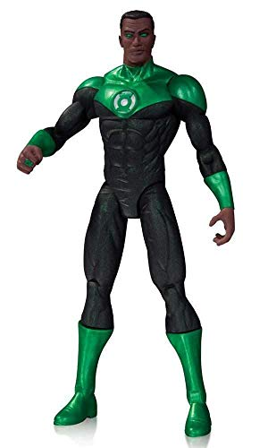DC Comics The New 52 Action Figure Green Lantern John Stewart 17 cm Collectibles