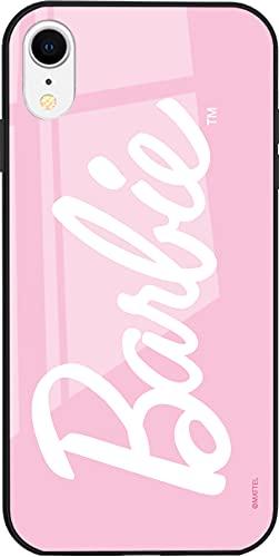 Funda Original de Barbie TPU para iPhone XR, Cubierta de Silicona líquida, Flexible y Delgada, Protectora para Pantalla, a Prueba de Golpes y Anti-arañazos