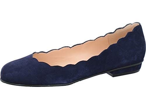 Brenda Zaro Ballerina Größe 37.5 EU Blau (blau)