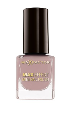 Max Factor Max Effect Mini Nail Polish 26 Cappuccino, 1er Pack (1 x 5 ml)