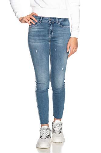 Liu Jo IDEAL UA0035 D4448 Jeans Damen Denim MEDIUM Blue 31