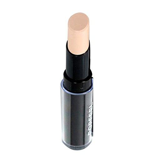 ღ Brisk-Fairy Maquillage Natrual Crème Lèvres Correcteur Highlight Contour Pen Stick Fond De Teint Liquide Correcteur Visage Correcteur Stick Naturel