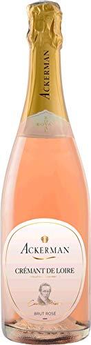 Ackerman Cuvée Privée Rosé Brut - AOP Crémant de Loire (1 x 0.75 l)
