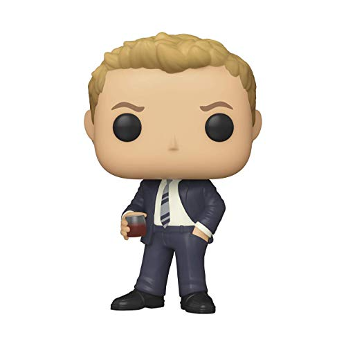 Funko- Pop TV: How I Met Your Mother-Barney in Suit Figura da Collezione, Multicolore, 51379