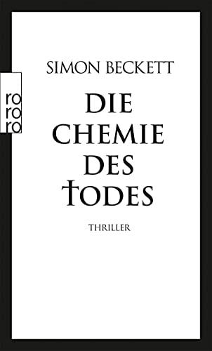 Die Chemie des Todes (David Hunter 1)