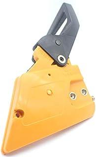 Ensamblaje de la cubierta del embrague de la manija del freno de cadena para PARTNER 350 351 370 371 390 Mcculloch 335 435...