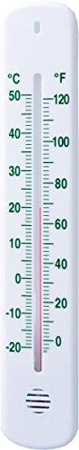 Technoline Thermometer, weiß, 4 x 1 x 21,5 cm, WA 1045