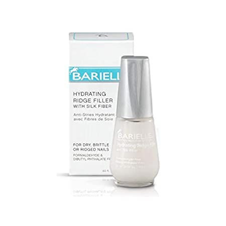 Beauty Shopping Barielle Hydrating Ridge Filler, With Silk Protein Fibers, Fill and Smooth Unsightly