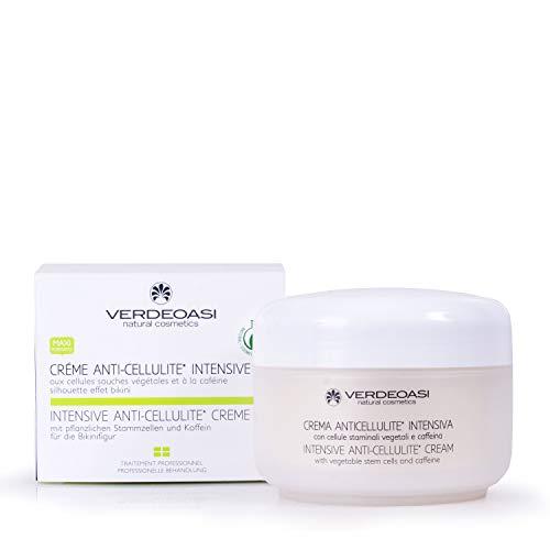 Verde Oasi Crema Anticellulite Intensiva con cellule staminali vegetali - 500 ml
