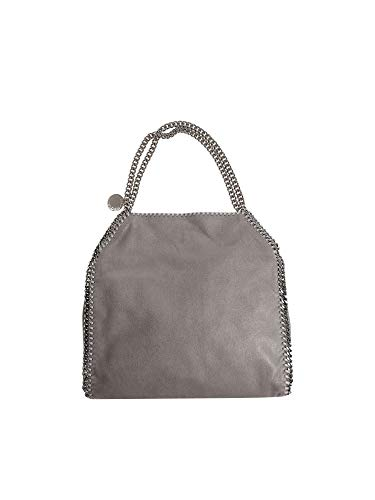 Stella McCartney Luxury Fashion Damen 261063W91321220 Grau Polyester Handtaschen | Jahreszeit Permanent