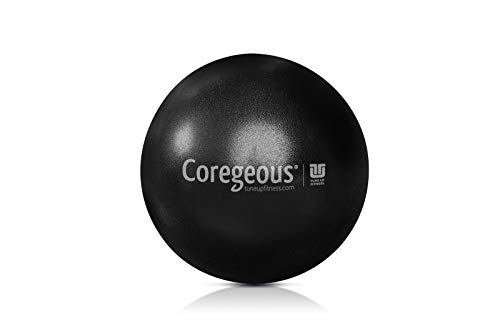 Tune Up Fitness Coregeous Ball by Jill MillerNew Grafito Color