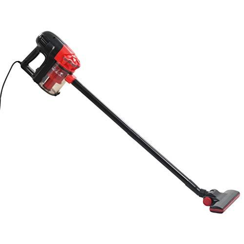 Festnight Aspiradora Mano con Cable 2 en 1 Aspiradoras Escoba Aspiradora de Mano Multiciclónica Ideal para el Hogar y la Oficina o la Limpieza de Coches Rojo 500 W