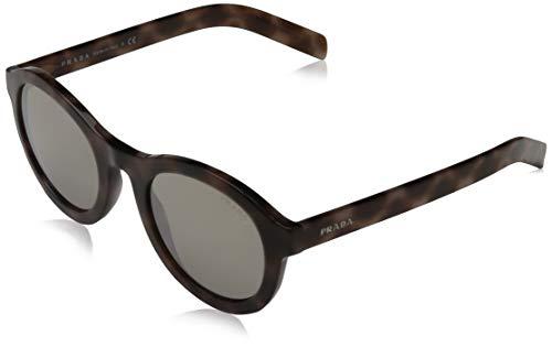 Ray-Ban 0PR 24VS zonnebril, goud (Spotted Dark Brown), 49.0