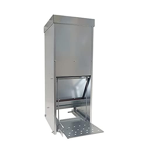 Futterautomat mit Trittklappe 10 kg