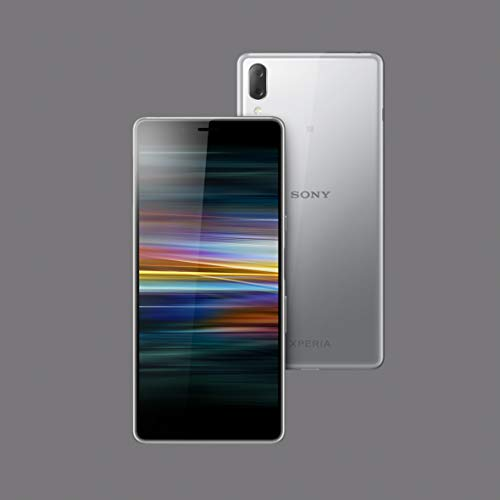 """Sony Xperia L3 - Smartphone Débloqué 4G (Ecran : 5,7"""" - 32 Go - Double Nano-SIM - Android 8.1) – Argent"""
