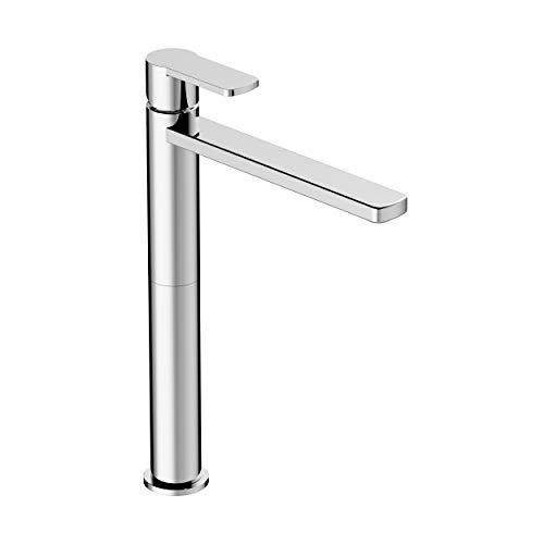 CHRIS BERGEN Grifo de baño – Grifo de lavabo | grifo alto – especialmente adecuado para lavabos