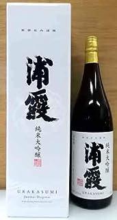 「浦霞」 純米大吟醸 1.8L
