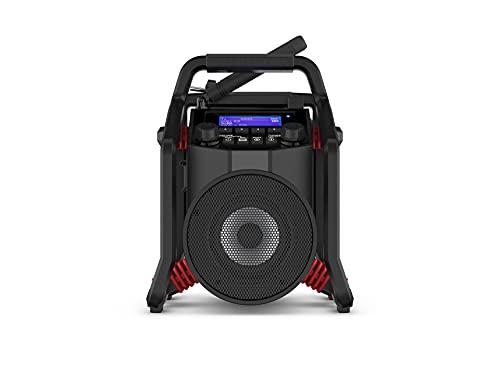 PerfectPro Radio de Chantier Powerplayer, réception Dab+ et FM,...