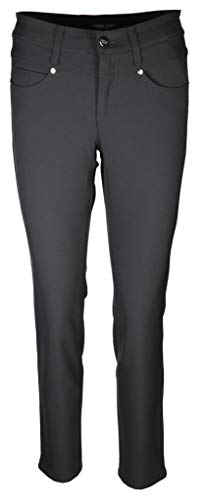 Cambio Damen Hose Posh Größe 3829 Schwarz (schwarz)