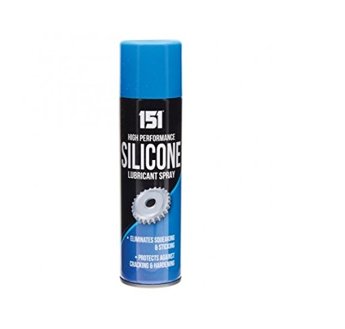 200 ml spray lubricante de silicona