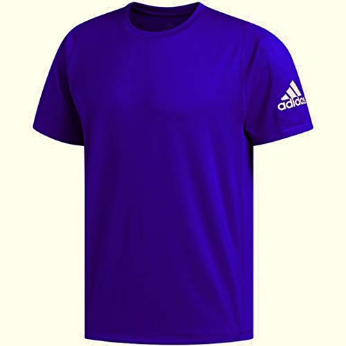 adidas FreeLift Sport Ultimate Solid Tee Team Royal Blue XXL para hombre