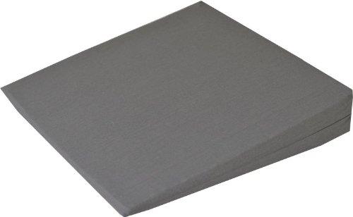 Keilkissen Sitzkissen Sitzkeilkissen Grau