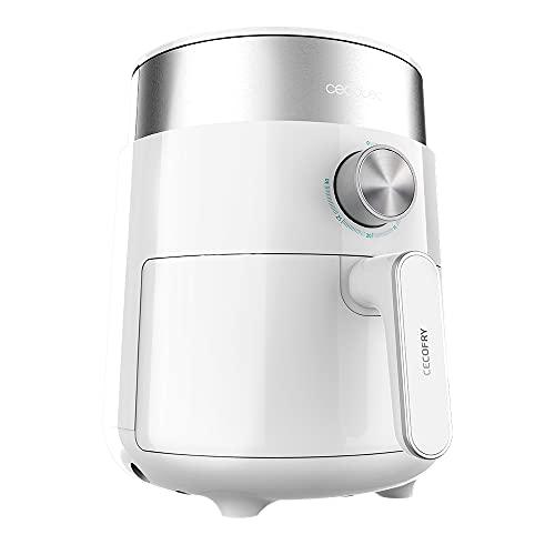 Cecotec Freidora dietética sin aceite Cecofry Essential Rapid Sun. 1200 W, Capacidad...