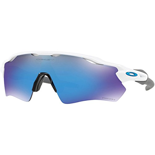 Oakley Radar Ev 920873 38, Gafas de Sol para Hombre, Blanco (Polished White)