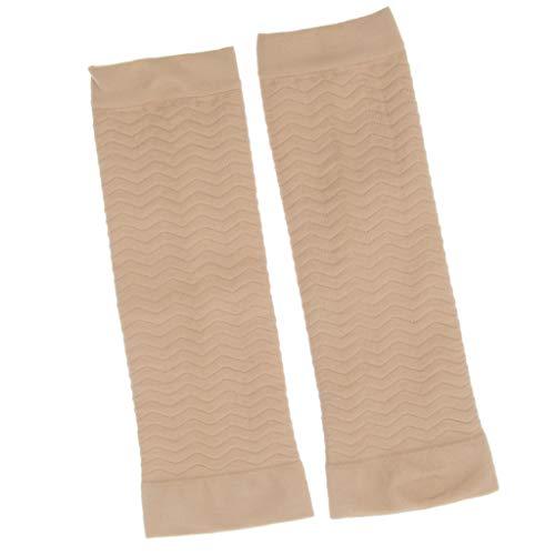 B Baosity Oberschenkel Bandage zum Abnehmen Gewichtsverlust Beinformer Oberschenkel Strümpfe Kompressionssocken - Haut